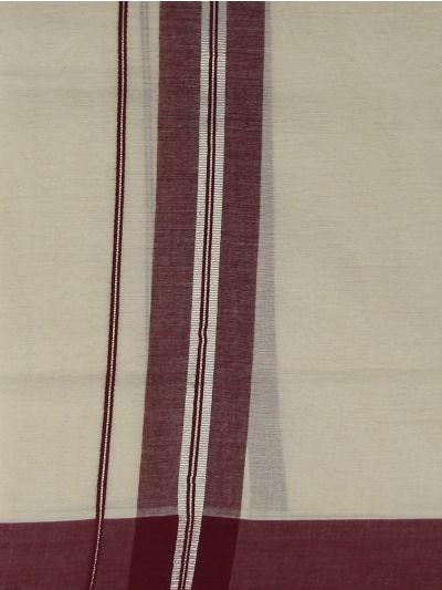 KKV Men's Cotton Dhoti - MJC7859359-EKM