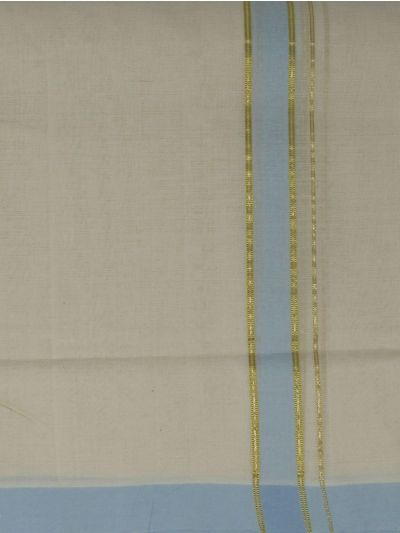 KKV Men's Cotton Dhoti - MJC7859492-EKM