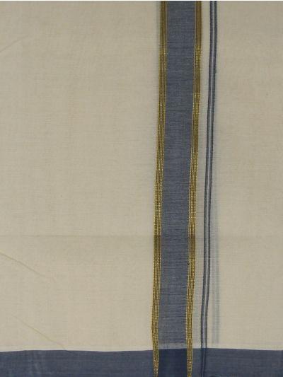 KKV Men's Cotton Dhoti - NJA9702505-EKM