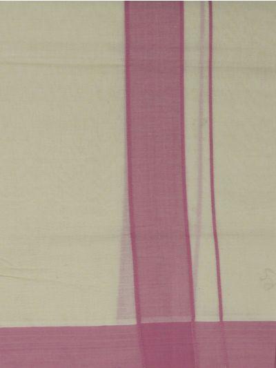 KKV Men's Cotton Dhoti - NEB2063119-EKM