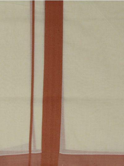 KKV Men's Cotton Dhoti - NJA9702543-EKM