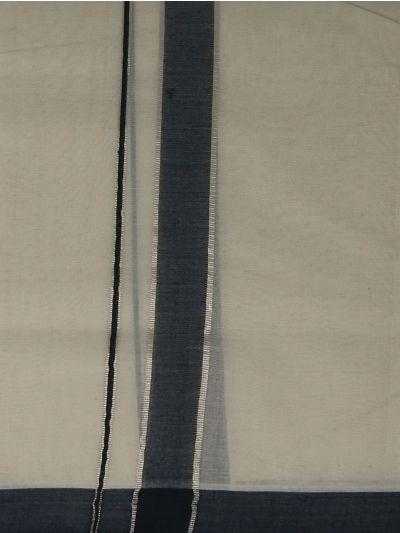 KKV Men's Cotton Dhoti - NJA9702697-EKM