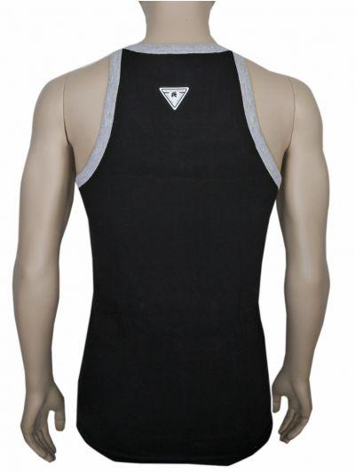 Zulus Festin Men's Cotton Gym Vest - LFC5693298
