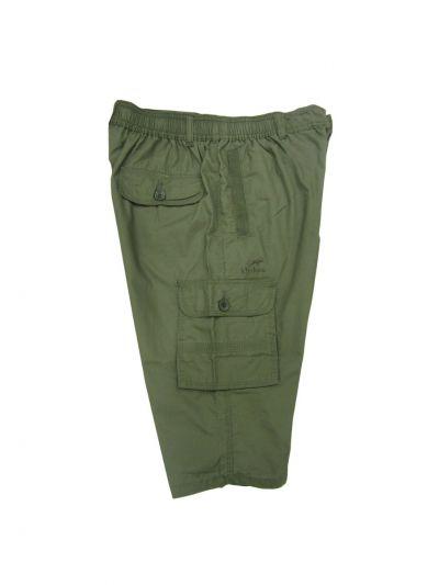 Men Cotton Shorts - EKM - NLE6659185