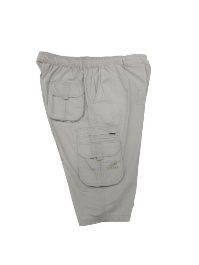 Men's Cotton Shorts - EKM - NLE6659238