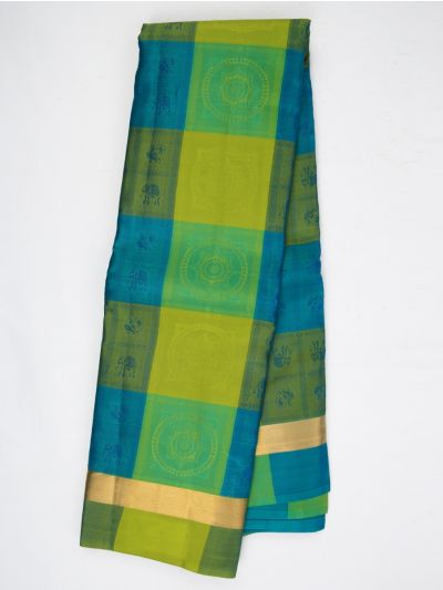 MHD2614922 - Vipanji Traditional Silk Saree