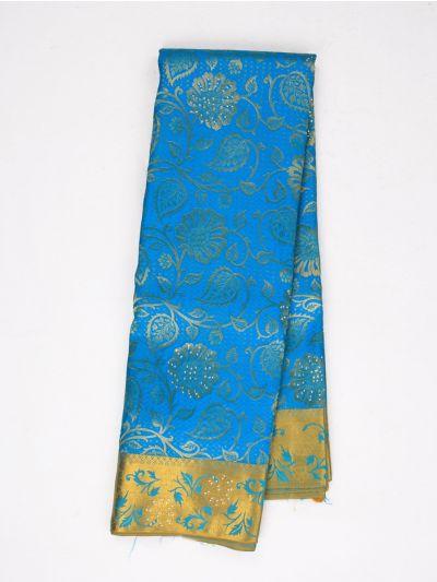 MGD0883102 - Vivaha Wedding Stonework Silk Saree