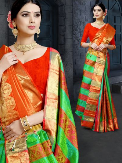 Bairavi Traditional Silk Saree-BTSS1201