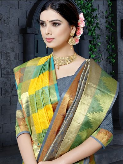 Bairavi Traditional Silk Saree-BTSS1203