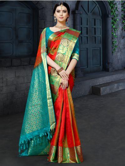 Bairavi Traditional Silk Saree-BTSS1206