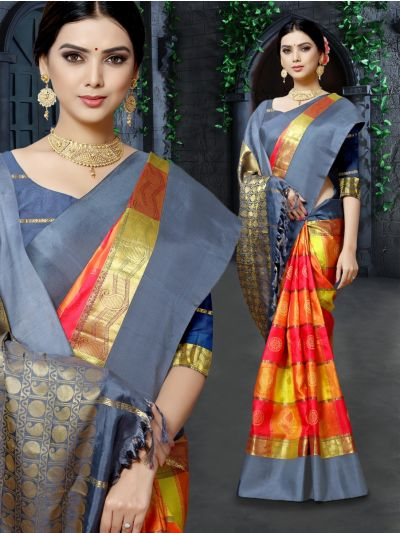 Bairavi Traditional Silk Saree-BTSS1207