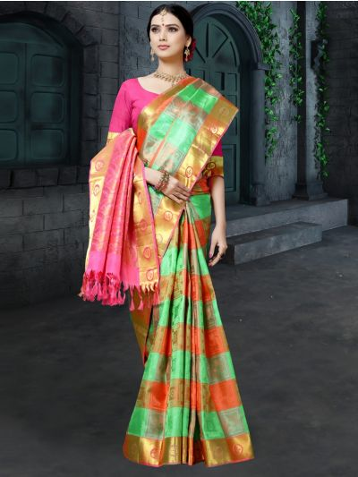 Bairavi Traditional Silk Saree-CBTSS1210