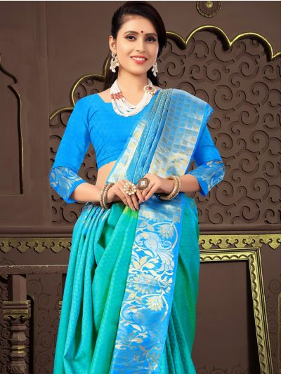 Vipanji Traditional Silk Saree - MIB3448649 (1348)