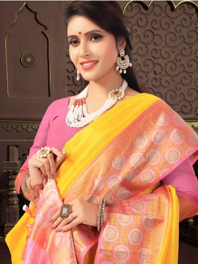 Vipanji Traditional Silk Saree - MIB3448662(1352)