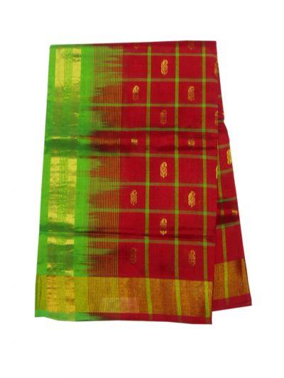 NID7220164 - Arani Silk Cotton Saree