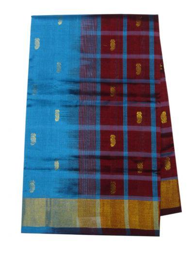 NID7220162 - Arani Silk Cotton Saree