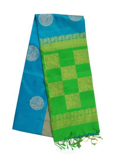 NJA9603101 - Soft Silk Saree