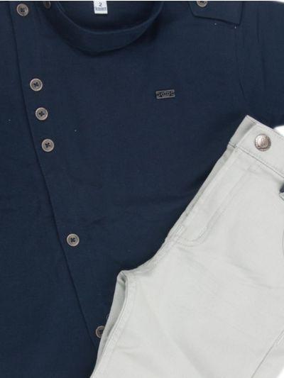 Boys Casual Shirts and Pant Set - BCS2309