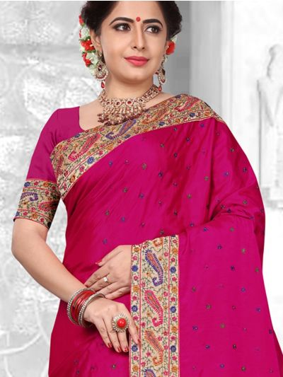 Kathana Designer Raw Silk Saree