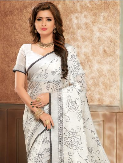 MED9186037 - Kathana Fancy Cotton Saree
