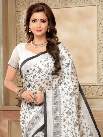 Kathana Fancy Cotton Saree