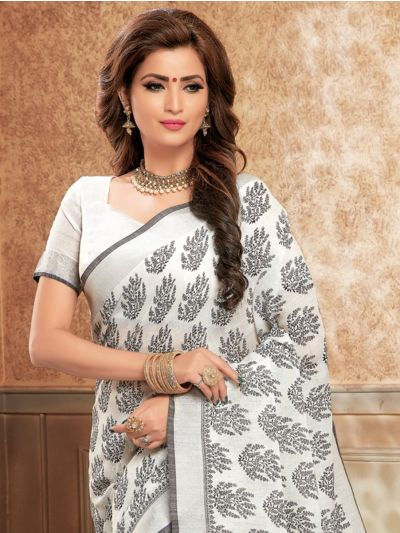 Kathana Fancy Cotton Saree - KCFS51