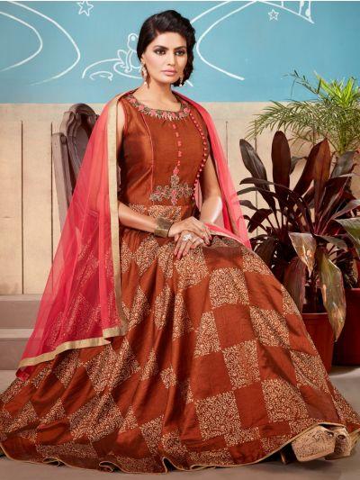 Kyathi Women's Exclusive Readymade Salwar Kameez - ZZA03