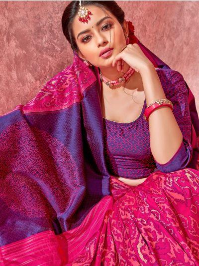 Kathana Exclusive Designer Saree - MED9257172