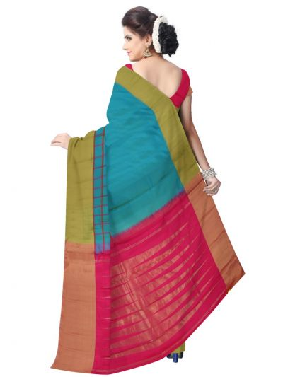 Vipanji Traditional Soft Silk Saree