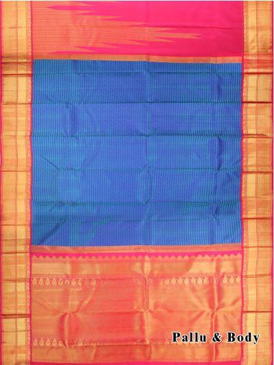 Estrila Handloom Half & Half Silk Saree