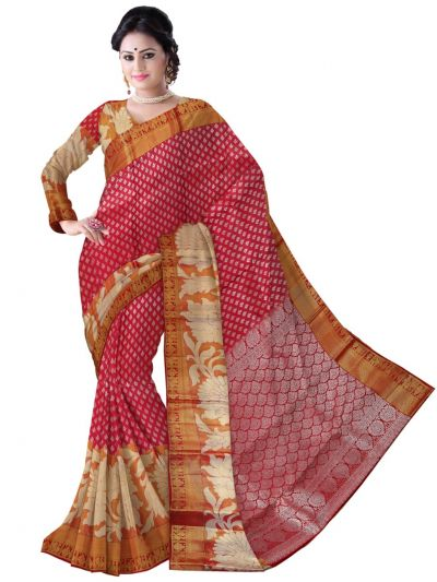 LKA2371518 - Vivaha Kanchipuram Silk Saree