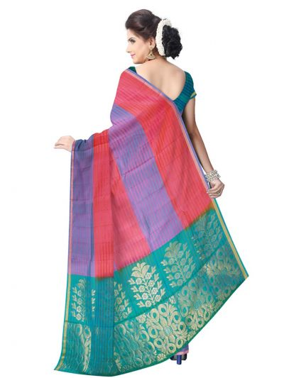 Vipanji Soft Silk Saree - LKA2541657