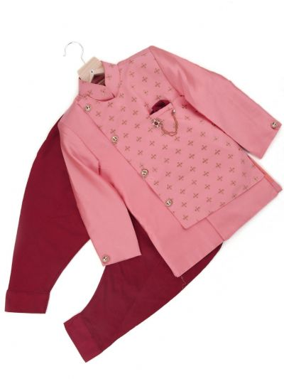 Boys Exclusive Sherwani Set - LKD4935310