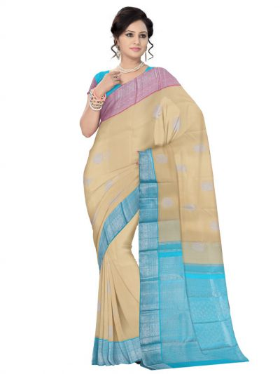 LLB6002080-Vivaha Exclusive Kanchipuram Silk Saree