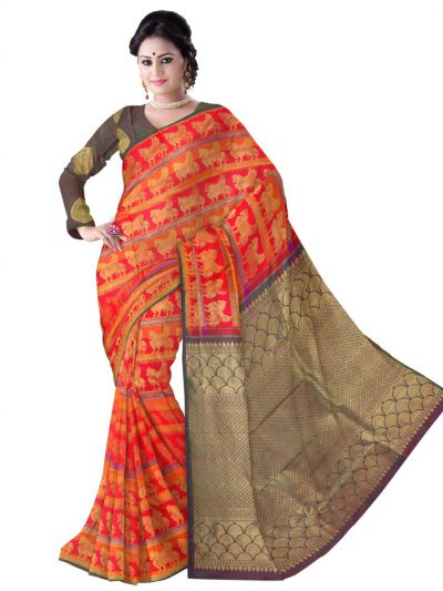 LLC6497864-Vivaha Wedding Kanchipuram Silk Saree