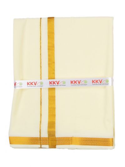 MAA0245903 - KKV Cotton Dhoti with Towel