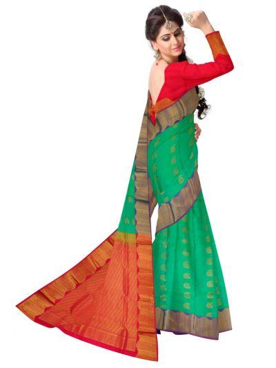 MAB0630127 - Bairavi Traditional Silk Saree
