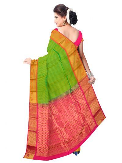 MAB0630131 - Bairavi Traditional Silk Saree