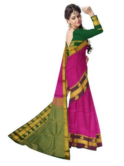 Bairavi Traditional Silk Saree - MAB0847346