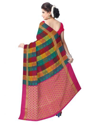Bairavi Gift Art Silk Saree - MAB1462955