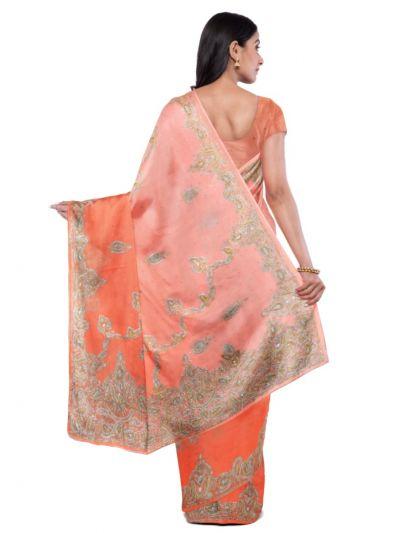Kyathi Exclusive Designer Work Saree