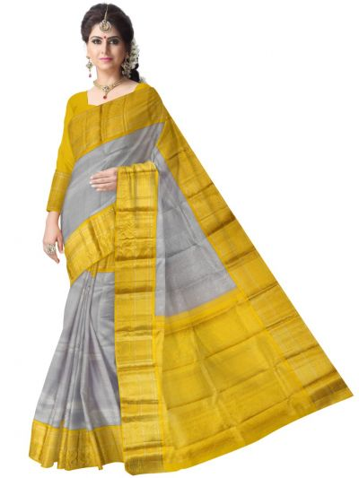 MAC2341069 - Vivaha Bridal Kanchipuram Silk Saree