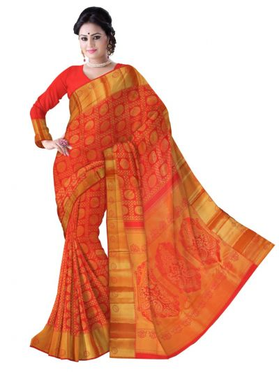 Vivaha Wedding Silk Saree - MAC2567783