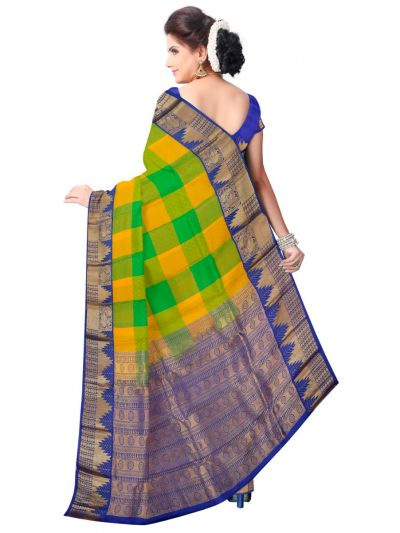MAD2929631 - Bairavi Traditional Uppada Silk Saree