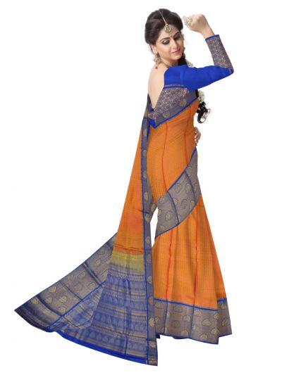 MAE4137520 - Uppada Traditional Silk Saree