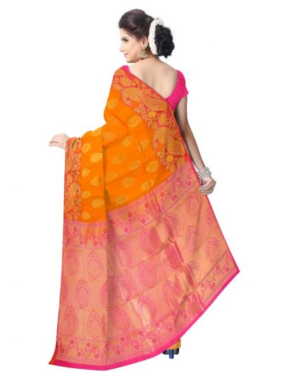 Bairavi Traditional Uppada Silk Saree