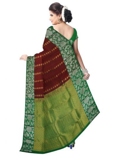 Bairavi Traditional Silk Saree - MAE43282678