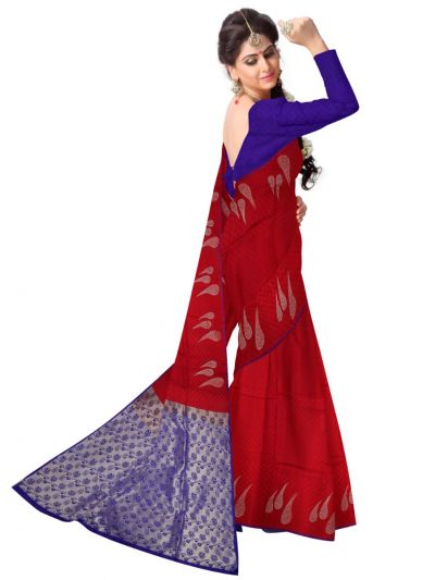 Bairavi Traditional Silk Saree - MAE4382688