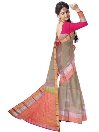 Bairavi Traditional Silk Saree - MAE4382693