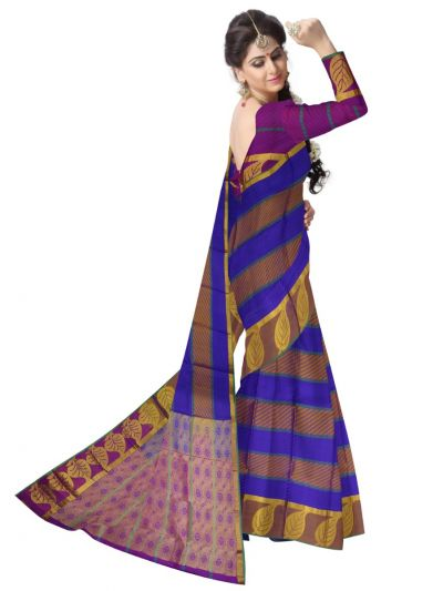 MBA4885615 - Bairavi Traditional Silk Saree